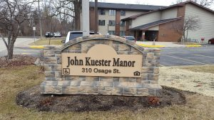 John Kuester Manor at 310 Osage Ave