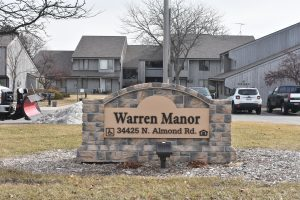 Warren Manor at 34425 N. Almond Rd
